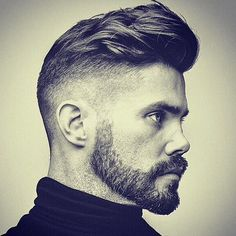 Great look !!#men #hairstyle