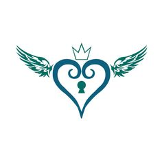 Kingdom Hearts tattoo! ❤ liked on Polyvore featuring accessories and body art