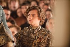 Loras Tyrell - So, if one Tyrell has to be sacrificed, we'd prefer it was Loras… but ideally, all Tyrells should remain alive, please and thank you.