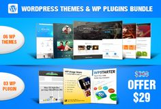 #WordPress #Themes and #Plugins