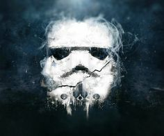 StarWars Stormtrooper COD Ghosts styled.  Sounds terrible..looks great.