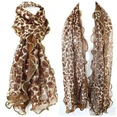 """B114 Ruffle Metallic Brown Gold Leopard Scarf Ruffle Scarf Shawl ‼️ PRICE FIRM UNLESS BUNDLED WITH OTHER ITEMS FROM MY CLOSET ‼️  Gorgeous ruffle leopard print scarf.   Brown with metallic gold.  Dress up the most basic outfit year round.  100% polyester.  70"""" long, 22"""" wide.   Please check my closet for many more items. Boutique Accessories Scarves & Wraps"""