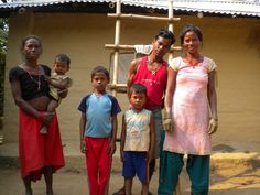Guest Post: Volunteering in Nepal  lRaja Ram Tharu and his family stand proud in front of their newly-renovated roof