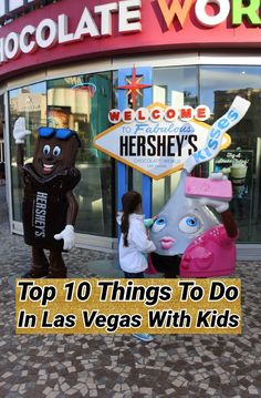 Las Vegas with Kids - A guide on what to see on your family trip to Las Vegas . Las Vegas really can be a great spot to visit with family. See why we went twice in 8 months!