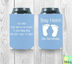 66 Best Baby Shower Koozies Images Baby Shower Fun Baby Shower