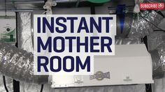 Build an instant mother room in just 2 minutes! Just4Growers helps you with everything you will need for your set up! https://www.youtube.com/watch?v=Y8zPVde6pHs