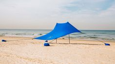 The Be Cool Sun Shade tent is a lightweight, stake-less, easy to set up and portable shade solution for any outdoor destination, set up in less than 5 minutes. Portable Canopy, Portable Shade, Sun Shade Canopy, Survival Knife, Camping Hacks, Outdoor Furniture, Outdoor Decor, Sun Lounger, Shelter