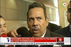 Ex Vice Presidente Ejecutivo De La CDEEE Radham´s Segura Dice El Contrato Palomino No Tuvo Intermediaro; Representantes De ODEBRECHT Entregan Documentación