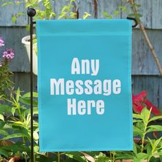 9 best personalized garden flags images on pinterest garden flags