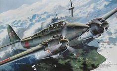 Nakajima J1N1.