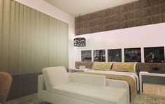 Projeto de interiores da suíte finalizado #rosalimaarquitetura  #interiores  #projeto clean #suite  master #residencial portal da serra # arquiteturaeinteriores