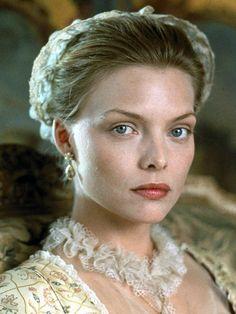 "Michelle Pfeiffer as Madame de Tourvel in ""Dangerous Liaisons"". Michelle Pfeiffer, John Malkovich, Dangerous Liaisons, Drame, Uma Thurman, Movie Facts, Famous Stars, Hollywood Celebrities, Beautiful Actresses"