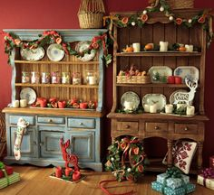 Christmas Dollhouse Miniatures - Bing Images