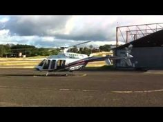 Bell 407 GX demo at Divesa in honduras