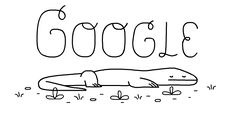 Test your knowledge about Komodo dragons 🐉  in this #GoogleDoodle