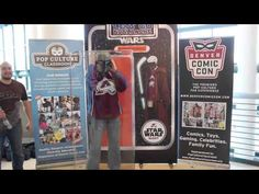 Denver Comic Con TV returns to recap last week's Star Wars Night with the Colorado Avalanche!