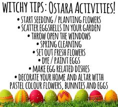 Ostara/spring Solstice And Equinox, Vernal Equinox, Wicca Witchcraft, The Good Witch, Modern Witch, Sabbats, Practical Magic, Book Of Shadows, Holidays