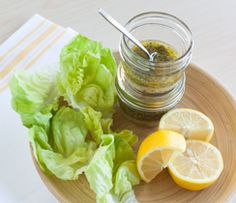 This classic, all-purpose lemon-dill dressing is not only great on salads, but also on potatoes or as a marinade for fish or grilled chicken.Perfectly balance your plate: Serve with 1 serving protein, 1 serving grain/starch, and 2 C ml) greens. Epicure Recipes, Vegetarian Recipes, Vinaigrette, Fish Marinade, Dill Dressing, Dill Dip, Nicoise Salad, Grilled Chicken, Salad Recipes