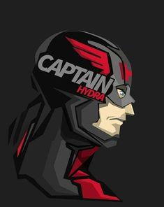 Marvel Comics: Captain Hydra