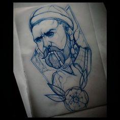 gentleman tattoo - Google Search