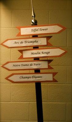 "A Harmonious Combination : ""A Night in Paris"" Dance Decorations, Dance Themes, Prom Themes, Paris Party Decorations, Paris Prom Theme, Paris Themed Birthday Party, Spa Birthday, Paris Theme Parties, 10th Birthday"