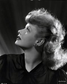 Lucille Ball 1942 by Clarence Sinclair Bull