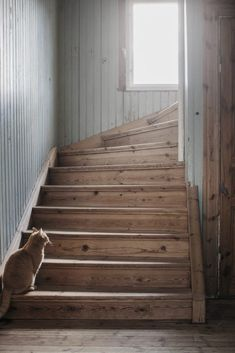 home & interior Up House, House Stairs, Cozy Cottage, Stairways, Architecture, Old World, Interior Inspiration, Interior And Exterior, Scandinavian