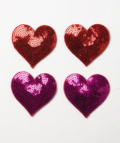 can't go wrong with a sequin ban.do heart.