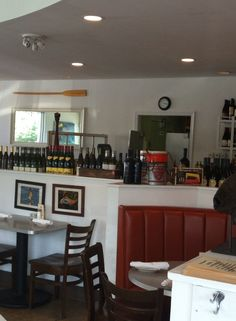 Inside Northeast Seafood Kitchen