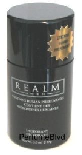Realm Deodorant stick for Men by Erox
