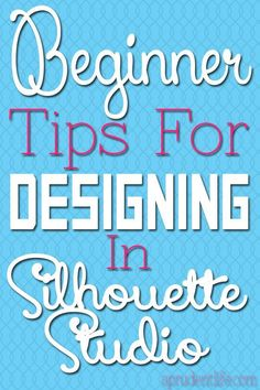 Simple tips to help you visualize designs in Silhouette Studio (scheduled via http://www.tailwindapp.com?utm_source=pinterest&utm_medium=twpin&utm_content=post349779&utm_campaign=scheduler_attribution)