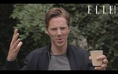 ELLE photo shoot | WATCH THIS!!  http://www.elleuk.com/now-trending/elle-december-collector-cover-benedict-cumberbatch-tom-hiddleston    AND THIS    http://www.elleuk.com/now-trending/word-games-with-benedict-cumberbatch-sherlock-sex