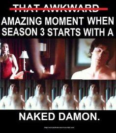 Naked Damon!!!!!!!!!!!!!!!!!!!!!