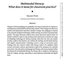 Spoken Language Essay Multimodal Literacy - image 3