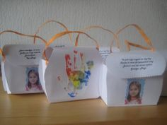 goodie bag for the kindergarden