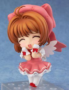 Nendoroid Sakura Kinomoto (ねんどろいど きのもとさくら) Series Cardcaptor Sakura Price ¥4,444 (Before Tax) Release Date 2014/09