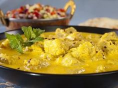 Curry de poulet coco express au Thermomix