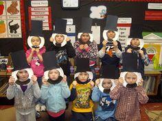 Presidents' Day kindergarten