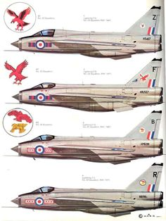 37 English Electric-BAC Lightning Page 28-960