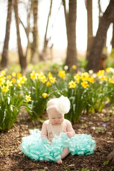 Maria Palcic 6 months 4.19.14 Photo By Megan Durst Photography