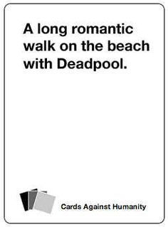 35 Nerdy Cards Against Humanity Cards To Add To Your Deck. These are hilarious! Spideypool, Joss Whedon, Geek Out, The Villain, Look At You, The Funny, Deadpool, Geek Stuff, Fun Stuff