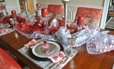 twisted fabric centerpieces | Posted by the Painted Apron on January 30, 2013 · 25 Comments