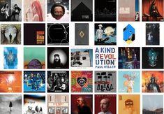 Albums Of The Year 2017 via @rockyrockshot