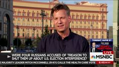 Richard Engel reports on how Russia was quick to arrest people who may have had knowledge of, or involvement in, interfering in the 2016 U.S. presidential election.