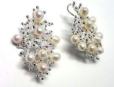 Colgante de plata con perlas cultivadas. REF.:110193390267. PRECIO: 64,70 €
