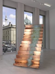 Artist: Katja Strunz Venue: Contemporary Fine Arts, Berlin Exhibition Title: Einbruchstellen
