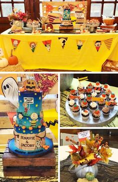 Pumpkin Fall Party Collection - Birthday Party Ideas for Kids Little Pumpkin Party, Pumpkin Patch Party, Baby In Pumpkin, Pumpkin Birthday Parties, Birthday Gifts For Girls, Girl Birthday, Halloween Gifts, Halloween Themes, Pumpkin Painting Party