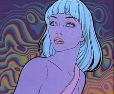 GIPHY is your top source for the best & newest GIFs & Animated Stickers online. Find everything from funny GIFs, reaction GIFs, unique GIFs and more. Art Pop, Psychedelic Art, New Retro Wave, Vaporwave Art, Gifs, Muse Art, Hippie Art, Aesthetic Gif, Tumblr
