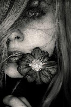 'Cause I Love Black & White Portrait Photography