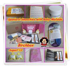 Birchbox - Agosto 2012